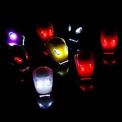 Luces para bicicleta Bulbos de Luz LED Luz Trasera para Bicicleta luces de seguridad LED - Ciclismo Resistente a Golpes Impermeable