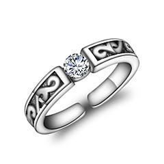 Жен. манжета кольцо Мода корейский Циркон Геометрической формы Бижутерия Назначение Другое Повседневные