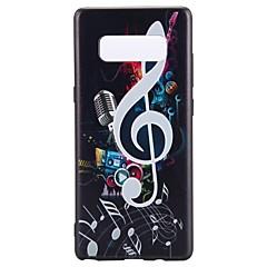 Funda Para Nota 8 Diseños Cubierta Trasera Punk Suave TPU para Note 8 Note 5 Edge Note 5 Note 4 Note 3 Lite Note 3 Note 2 Note Edge Note