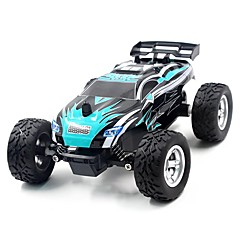 voordelige RC auto's-RC auto K24-1 2.4G Truggy High-Speed 4WD Drift Car Buggy SUV Monster Truck Bigfoot Racewagen 1:24 Borstel Elektrisch 45 KM / H