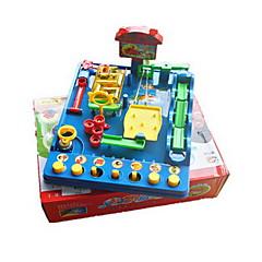 お買い得  パズルおもちゃ-迷路 迷路 おもちゃ 飛行機 ストレスや不安の救済 減圧玩具 男の子用 女の子用 8 小品