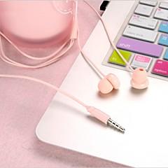 XO s12 귀 타입의 와이어 컨트롤 음악 헤드폰 미니어처 범용