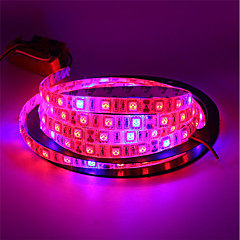 5m USB led-groeilampen 5red& 1blue groeiende smd5050 ip65 led strip plantengroei licht 5v