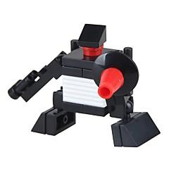 abordables Construcción y Bloques-Robot / Bloques de Construcción 22pcs Novedad / Militar Alivio del estrés y la ansiedad / Interacción padre-hijo / Juguetes de