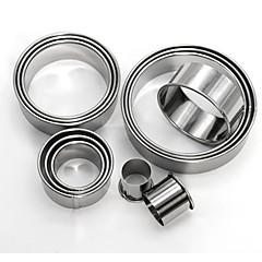 رخيصةأون -أدوات فطيرة أخرى كعكة فولاذ مقاوم للصدأ+ABS بدرجة A عازل للحرارة أداة الخبز