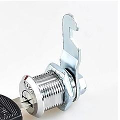 رخيصةأون -خزانة الباب قفل اللسان قفل صندوق معدني قفل معدني درج قفل 40 ملليمتر