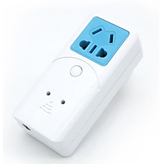 abordables Tecnología Inteligente-sonoff® s22 cn 10a 2200w wifi control remoto inalámbrico zócalo inteligente temporizador a través de la aplicación del teléfono con alexa