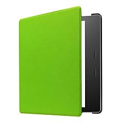 preiswerte Tablet-Hüllen-Hülle Für Amazon Kindle Oasis 2 (2. Generation, 2017 Release) Ganzkörper-Gehäuse Solide Hart PU-Leder für Kindle Oasis 2(2nd Generation,