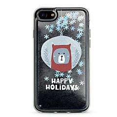 Недорогие Кейсы для iPhone 7-Кейс для Назначение Apple iPhone X iPhone 8 iPhone 8 Plus iPhone 6 iPhone 6 Plus iPhone 7 Plus iPhone 7 Бумажник для карт Движущаяся