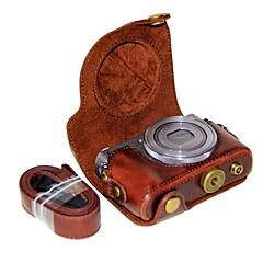 お買い得  ケース、バッグ & ストラップ-アーティスティック ワンショルダー カメラバッグ カバー PU