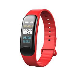 voordelige -Hartslagmeter Bloeddrukmeting Informatie Camerabediening APP Control Stappenteller Slaaptracker Zoek mijn toestel Wekker