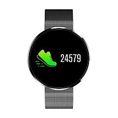 olcso Okos órák-Intelligens Watch Szívritmus monitorizálás Vérnyomásmérés Információ Kamera kontroll APP vezérlés Lépésszámláló Alvás nyomkövető Hol a