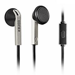 preiswerte Headsets und Kopfhörer-EDIFIER H190P EARBUD Mit Kabel Kopfhörer Dynamisch Kunststoff Handy Kopfhörer Mit Mikrofon Headset