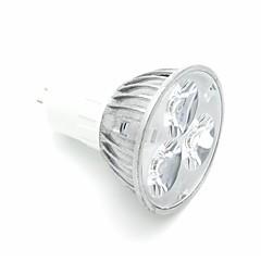 preiswerte LED-Birnen-1pc 3W 300lm GU5.3 LED Spot Lampen 3 LED-Perlen Hochleistungs - LED Dekorativ LED-Lampe Kühles Weiß 220-240V