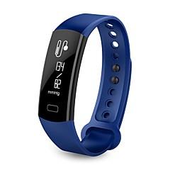 Χαμηλού Κόστους Έξυπνα ρολόγια-Έξυπνο Ρολόι Bluetooth Θερμίδες που Κάηκαν Βηματόμετρα Αισθητήρας αφής Έλεγχος APP Pulse Tracker Βηματόμετρο Παρακολούθηση Δραστηριότητας