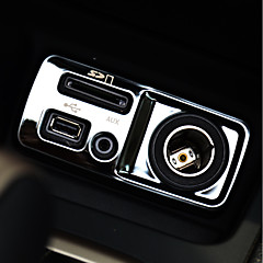 Недорогие Приборы для проекции на лобовое стекло-автомобильный Центровые стековые обложки Всё для оформления интерьера авто Назначение Jeep Все года Cherokee