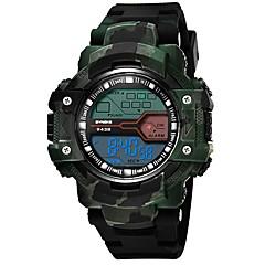 preiswerte Tolle Angebote auf Uhren-Herrn Sportuhr Japanisch Armbanduhren für den Alltag PU Band Freizeit Schwarz / Blau / Grau