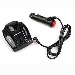 Недорогие Камеры заднего вида для авто-автомобильный детектор анти-полицейский радар-детектор english russian e09 для автомобилей с ограничением скорости радар-детектор