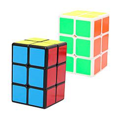 hesapli -Sihirli küp IQ Cube QIYI MFG2003 2*3*3 2*2*3 Pürüzsüz Hız Küp Sihirli Küpler bulmaca küp Çocuklar için Yetişkin Oyuncaklar Unisex Genç Erkek Genç Kız Hediye
