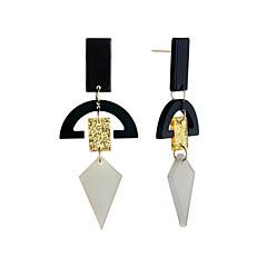 preiswerte Ohrringe-Damen Tropfen-Ohrringe - Gothic, Koreanisch, Hip-Hop Regenbogen Für Verabredung / Festtage