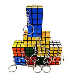 preiswerte Magischer Würfel-Magischer Würfel IQ - Würfel 3*3*3 Glatte Geschwindigkeits-Würfel Magische Würfel Puzzle-Würfel glänzend Schlüsselanhänger Kinder Erwachsene Spielzeuge Jungen Mädchen Geschenk
