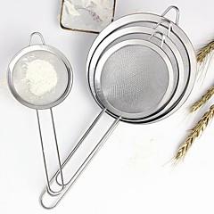 olcso Sütőeszközök és kütyük-Rosták & Shakers Torta Rozsamentes acél + A ragú ABS Több funkciós Kreatív Konyha Gadget