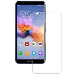 halpa Huawei suojakalvot-Näytönsuojat Huawei varten Honor 7X Karkaistu lasi 1 kpl Ruudun suojat Naarmunkestävä Räjähdyksenkestävät 9H kovuus Teräväpiirto (HD)