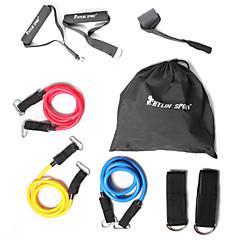 olcso -Fitnessz gumiszalag / Fitnesz szett Edzés & Fitnessz / Tornaterem GUMI-KYLINSPORT®