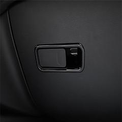 abordables Displays para Retrovisor-Automotor Cubierta del interruptor de la caja del guante Interiores personalizados para coche Para Jeep Renegado