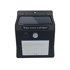 cheap Outdoor Wall Lights-BRELONG® 1pc 4W LED Floodlight Outdoor Lighting Cold White <5V