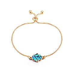 preiswerte Armbänder-Damen Ketten- & Glieder-Armbänder - Klassisch, Modisch Armbänder Gold Die Hand von Fatima Für Alltag Büro & Karriere