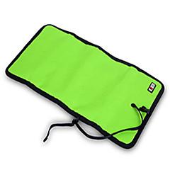 baratos Acessórios para MacBook-Bolsa para Sólido Poliéster Adaptador de Tomada / Flash  Drive / Baterias Externas