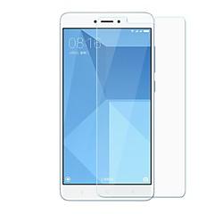 Недорогие Защитные плёнки для экранов Xiaomi-Защитная плёнка для экрана XIAOMI для Xiaomi Redmi Note 4X PET 1 ед. Защитная пленка для экрана Защита от царапин Ультратонкий