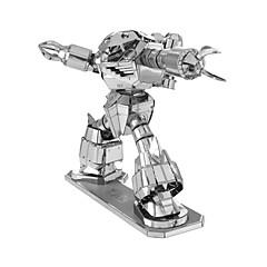 お買い得  子供のパズル-3Dパズル 創造的 フォーカス玩具 手作り 軍隊 スタンディング おもちゃ ギフト