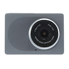 abordables Electrónica de Coche-xiaomi yi dash versión en inglés dvr 1296p / 2160p mini 165 grados gran angular 2.0mp cmos 2.7 pulgadas lcd dash cam con wifi / visión nocturna / g-sensor sin grabadora de automóvil