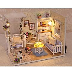 abordables Bolsas y Cajas-Puzzles 3D Juegos de Rol Juguetes Iluminación Ecológica De madera 1pcs Piezas día de San Valentín Cumpleaños Año Nuevo Día del Niño Regalo