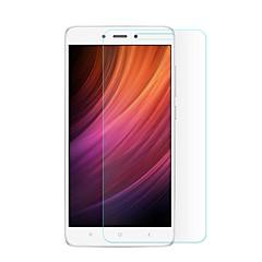 Недорогие Защитные плёнки для экранов Xiaomi-Защитная плёнка для экрана для XIAOMI Xiaomi Redmi Note 4X Закаленное стекло 1 ед. Защитная пленка для экрана HD / Уровень защиты 9H / 2.5D закругленные углы