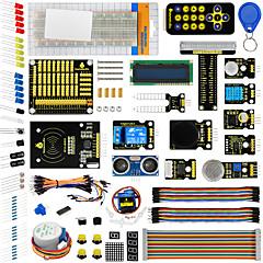 abordables Kits de Bricolaje-Kit Keyestudio Fibra de Vidrio Fuente de alimentación externa
