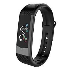 Χαμηλού Κόστους Έξυπνα ρολόγια-Έξυπνο ρολόι Bluetooth Ανθεκτικό στο Νερό Βηματόμετρα Αισθητήρας αφής Έλεγχος APP Pulse Tracker Βηματόμετρο Παρακολούθηση Δραστηριότητας