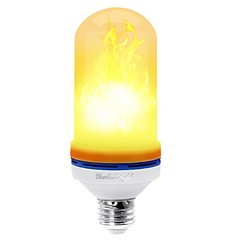 preiswerte LED-Birnen-YouOKLight 1pc 4W 400lm E26 / E27 LED Mais-Birnen 99 LED-Perlen SMD 2835 Dekorativ Warmes Weiß 85-265V