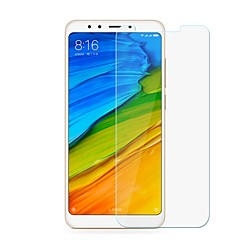 Недорогие Защитные плёнки для экранов Xiaomi-Защитная плёнка для экрана XIAOMI для Xiaomi Mi 5 Закаленное стекло 1 ед. Защитная пленка для экрана Защита от царапин Уровень защиты 9H