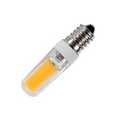 お買い得  LED 電球-WeiXuan 1個 3W 265lm E14 チューブ型ライト T 1 LEDビーズ COB 温白色 クールホワイト 220-240V