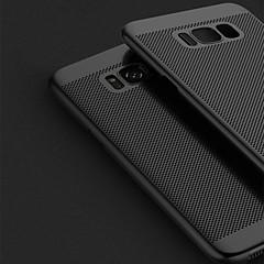 halpa Galaxy S6 Edge kotelot / kuoret-Etui Käyttötarkoitus Samsung Galaxy S8 Plus S8 Ultraohut Takakuori Yhtenäinen väri Kova PC varten S8 Plus S8 S7 edge S7 S6 edge plus S6