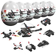 olcso -Építőkockák 203pcs Katonai Stressz és szorongás oldására / Szülő-gyermek interakció Repülőgép Ajándék