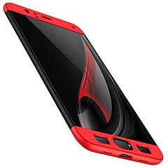 Недорогие Чехлы и кейсы для Xiaomi-Кейс для Назначение Xiaomi Mi 6 Mi 5X Ультратонкий Чехол Однотонный Твердый ПК для Xiaomi Mi 6 Xiaomi Mi 5X Xiaomi Mi 5s Xiaomi Mi 5