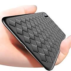 Недорогие Кейсы для iPhone X-Кейс для Назначение Apple iPhone X iPhone 7 Plus Стразы Кейс на заднюю панель С сердцем Мягкий ТПУ для iPhone X iPhone 8 Pluss iPhone 8