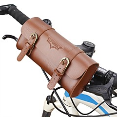abordables Bolsas para Bicicleta-Bolsa para Manillar Listo para vestir, Móvil / Iphone, Viaje Bolsa para Bicicleta Piel Bolsa para Bicicleta Bolsa de Ciclismo Ciclismo Ciclismo / Bicicleta