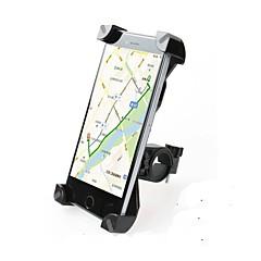 abordables Grips-Montura de Teléfono para Bicicleta 360 Rotating Bicicleta Plásticos Negro / Rosa