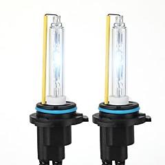 Недорогие Автомобильные фары-2pcs H4 Автомобиль Лампы 110W 11000lm HID ксеноны Налобный фонарь For Универсальный Все модели Все года