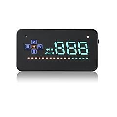Недорогие Камеры заднего вида для авто-A2 5,6 дюйма индикатор Проводное Дисплей заголовка LED индикатор Многофункциональный дисплей LCD экран Автоматическое конфигурирование для